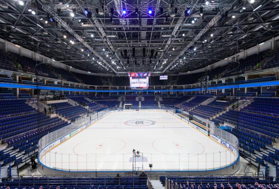 Ледовые арены: оптимизация загрузки, дополнительные источники дохода